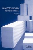 Concrete Masonry Designer's Handbook