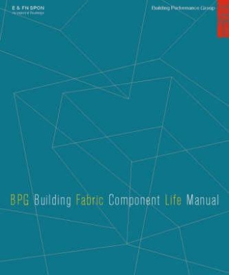 The BPG Building Fabric Component Life Manual on CD-ROM