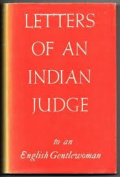 Indian Judge, Letters of an, to an English Gentlewoman