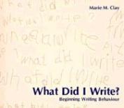 What Did I Write?