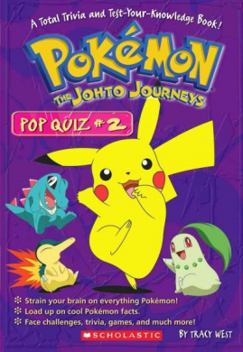 Pokemon Pop Quiz #2