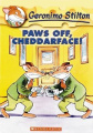 Paws Off Cheddarface!