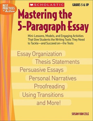 Mastering the 5-Paragraph Essay