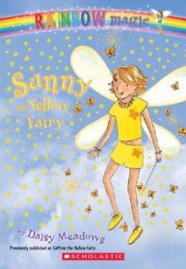 Sunny the Yellow Fairy (Rainbow Magic Fairies (Quality))
