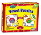 Vowel Puzzles K-2