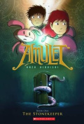 Amulet:The Stonekeeper