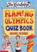Flaming Olympics Quiz Book