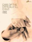 Care of the Critically Ill Child