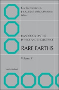 Handbook on the Physics and Chemistry of Rare Earths - Vol 33