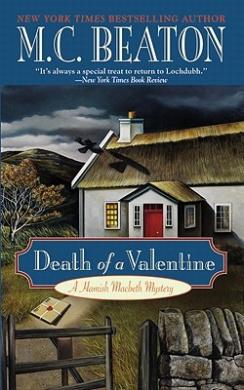 Death of a Valentine (Hamish Macbeth Mysteries)