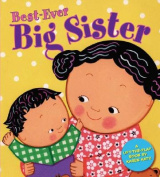 Best-Ever Big Sister [Board Book]