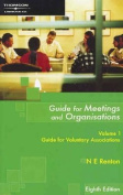 Guide for Meetings and Organisations 8ed Volume 1