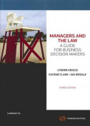 Managers & the Law A Guide for Business Decision Makers
