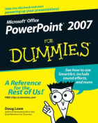 Microsoft Office PowerPoint 2007 for Dummies