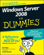 Windows Server 2008 for Dummies