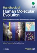 Handbook of Human Molecular Evolution