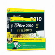 Microsoft Office 2010 for Dummies [With DVD]