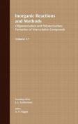 Inorganic Reactions and Methods, Oligomerization and Polymerization Formation of Intercalation Compounds