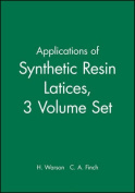 Applications of Synthetic Resin Latices