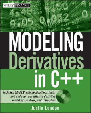 Modeling Derivatives in C++ (Wiley Finance Series)