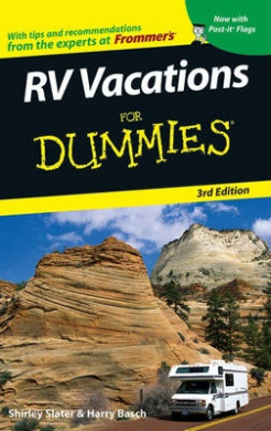 RV Vacations for Dummies (Dummies Travel)