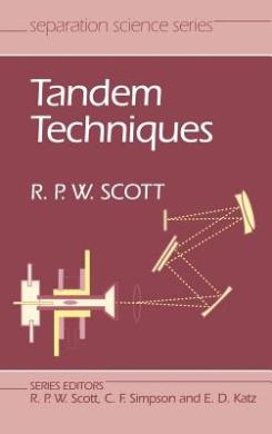 Tandem Techniques (Separation Science)