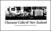 Character Cafes of New Zealand