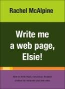 Write Me a Web Page, Elsie!
