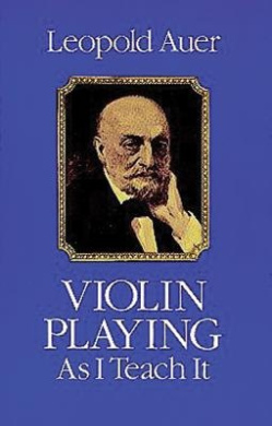 Alfred Publishing 06-239179 Violin Playing As I Teach It - Music Book