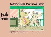 Twenty Short Pieces for Piano