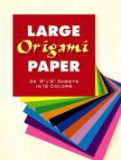 Large Origami Paper