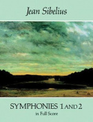 Alfred 06-278867 Symphonies Nos. 1 and 2 - Music Book