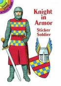 Knight in Armour Sticker Soldier