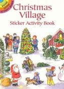 Christmas Village Sticker Activity Book