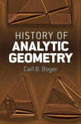 History of Analytic Geometry