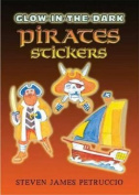 Glow-In-The-Dark Pirates Stickers