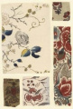 Full-Color Japanese Textile Designs