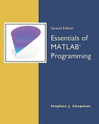 Essentials of MATLAB Programming