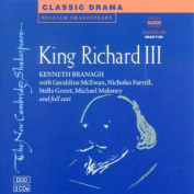 King Richard III 3 CD Set