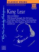 King Lear Audio Cassettes x 3  [Audio]