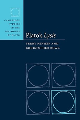 Plato's Lysis (Cambridge Studies in the Dialogues of Plato)