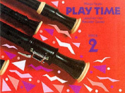 Play Time Recorder Course Stage 2