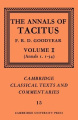 The Annals of Tacitus: Books 1-6