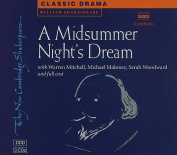 A Midsummer Night's Dream CD Set [Audio]