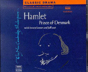 Hamlet, Prince of Denmark 4 Audio CD Set [Audio]