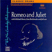 Romeo and Juliet 3 Audio CD Set [Audio]