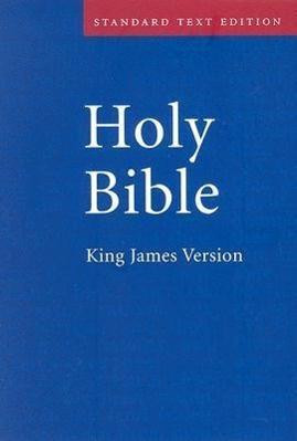 KJV Emerald Text KJ530:TR: King James Version Standard Text