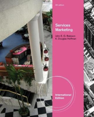Services Marketing, International Edition