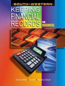 Keep Finan Record Business E9