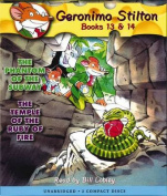 Geronimo Stilton Books 13 & 14